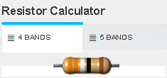 Resistor Calculate